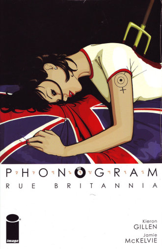 Phonogram: Rue Britannia Cover