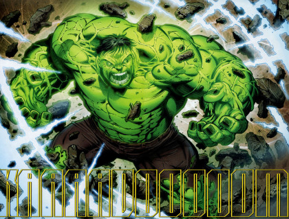 Hulk strongest there is marvel