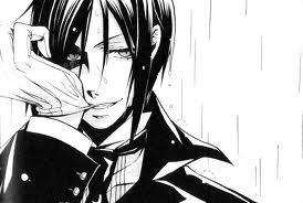 cosmic anvil recommends black butler manga anime