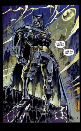 Batman vs Predator dave gibbons cosmic anvil recommends comic DC