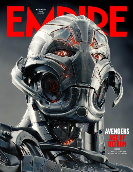 Ultron: Cover Girl.