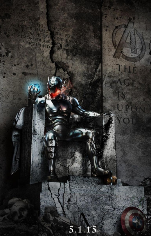 Ultron on his Throne