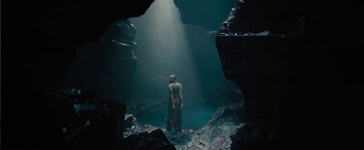 Woman in the Cave