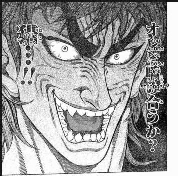toriko terrifying