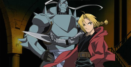 Fullmetal Alchemist Edward and Alphonse Elric