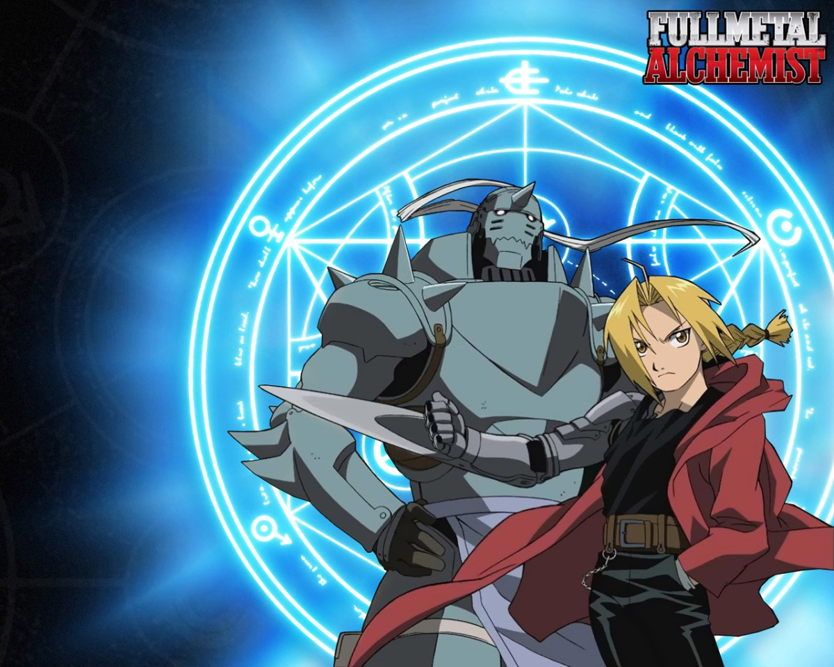 N00b Reviews: Fullmetal Alchemist