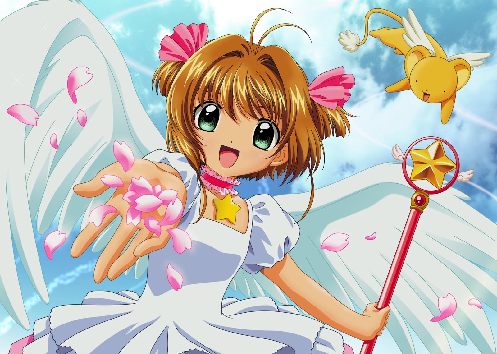 Anime Characters Named Sakura : Cardcaptor sakura the cosmic anvil