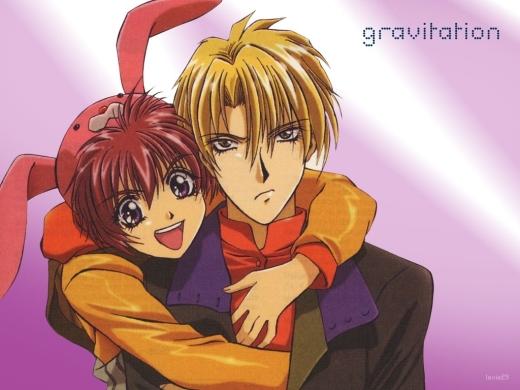 Gravitation Cosmic Anvil 30 Day Anime Challenge