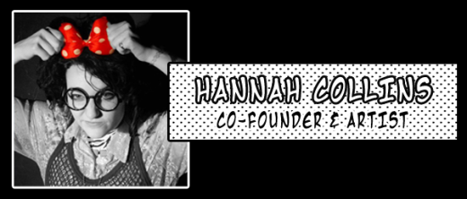 Hannah Collins Co-Founder and Artist