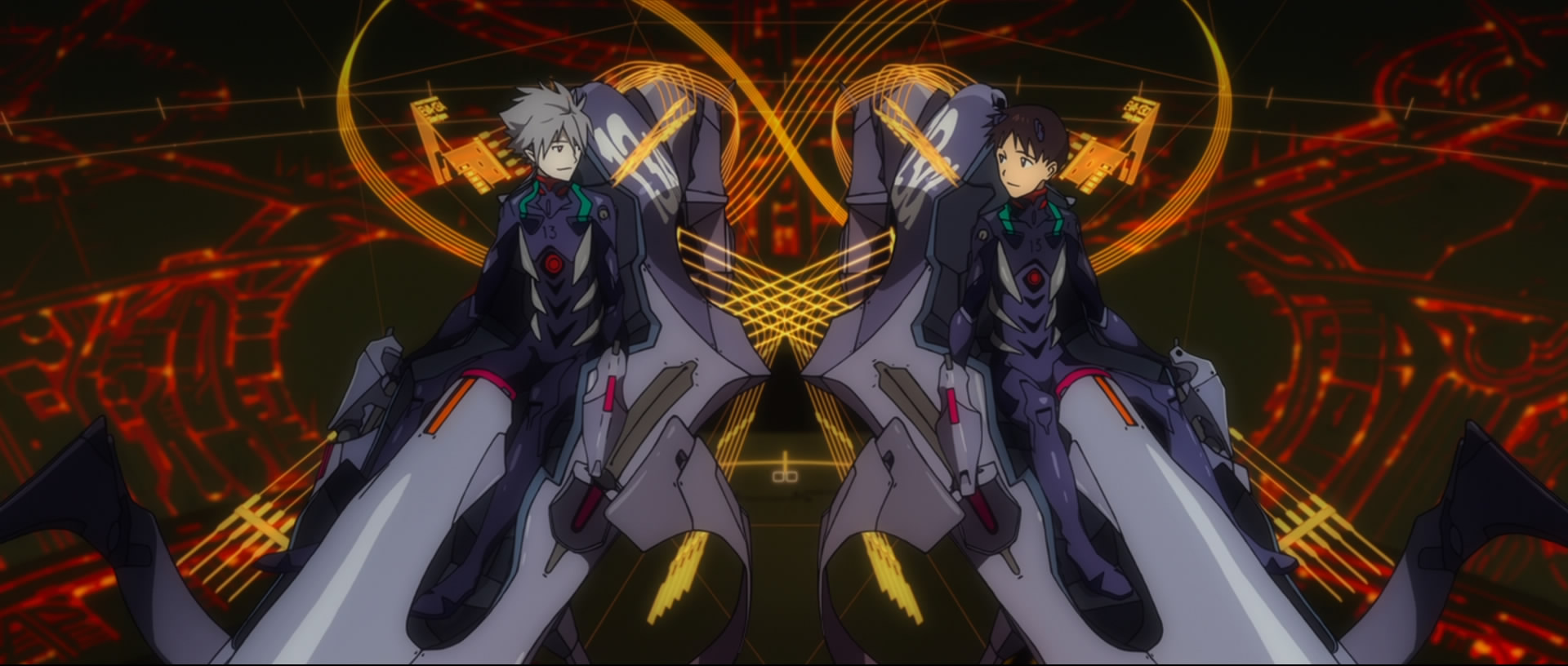 30 Day Anime Challenge – Day 11: Favourite Mech Anime ...