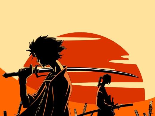 Samurai Champloo jin mugen manga anime 30 day anime challenge cosmic anvil