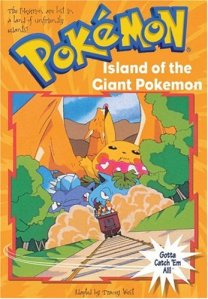pokemon books