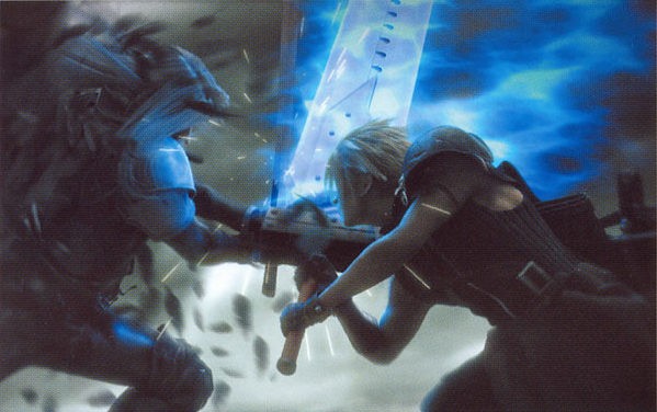 Final fantasy fluid tifa - 1 part 4