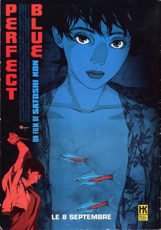 Perfect Blue Film Poster